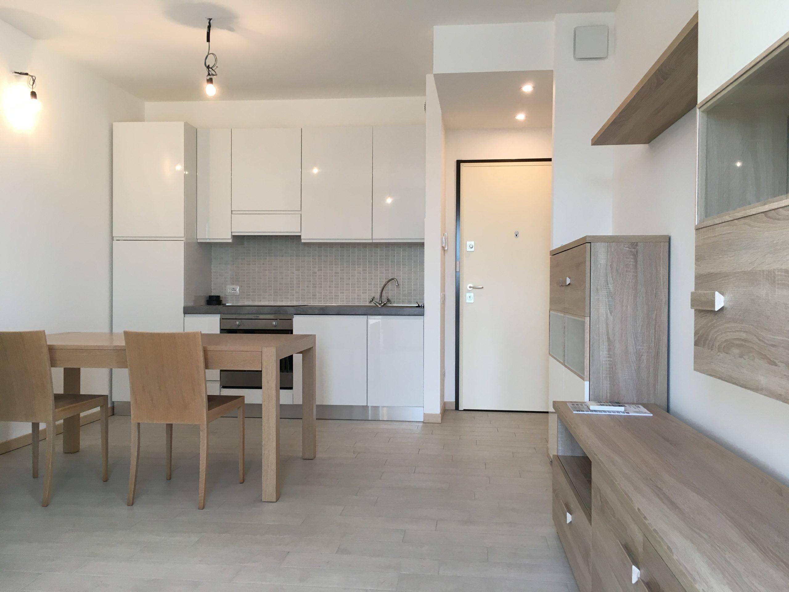 Appartamento Bilocale in classe en. A2 nuovo con terrazzo e Box auto a Stezzano Bergamo