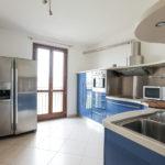 cucina e ampio frigor